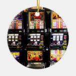 Ranuras de Las Vegas - máquinas ideales Adorno Para Reyes
