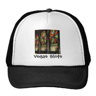Ranuras de Vegas Gorras