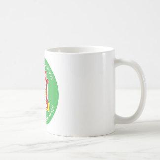 Ranuras Giveth y Taketh Taza De Café