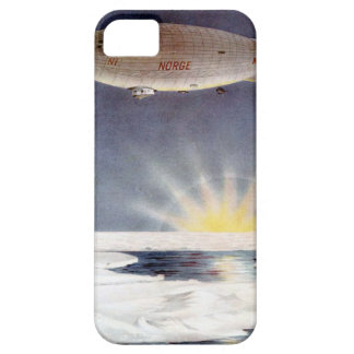 Raold Amundsen's airship Norge over North Pole iPhone SE/5/5s Case
