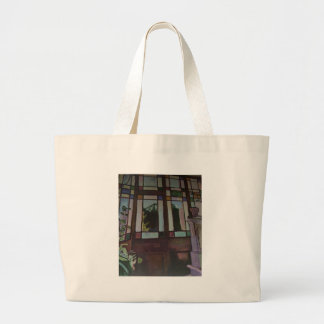 "Raoul Dufy ""Stained Glass Door"" Canvas Bag"