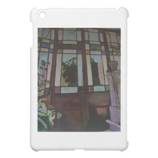 "Raoul Dufy ""Stained Glass Door"" iPad Mini Cover"