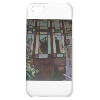 "Raoul Dufy ""Stained Glass Door"" iPhone 5C Case"