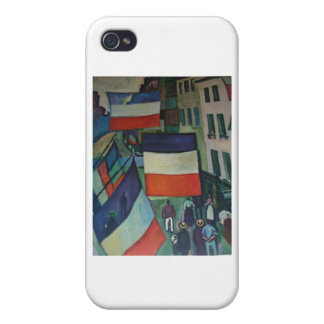 "Raoul Dufy ""Street Flags"" iPhone 4/4S Cases"