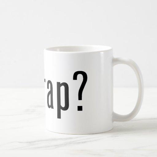 ¿rap conseguido? taza de café