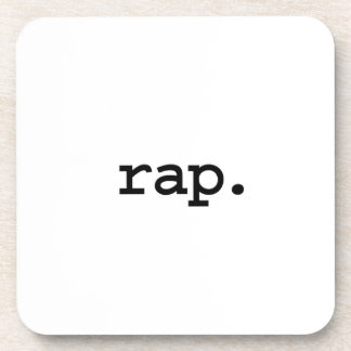 rap. coasters