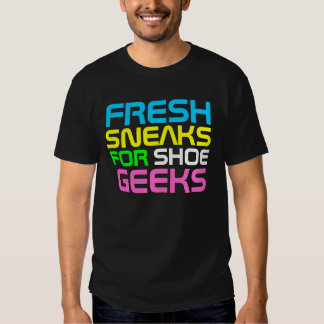 Rap Couture - Fresh Sneaks For Shoe Geeks T Shirt