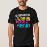 Rap Couture - Sneaker Junkie-Addict-Fiend Tees