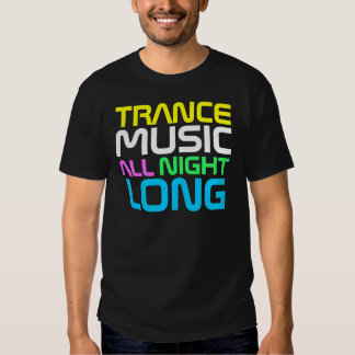 Rap Couture- Tramce Music All Night Long Tee Shirt