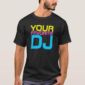 Rap Couture-Your Favorite DJ T-shirt