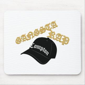 Rap de Gangsta Tapete De Raton