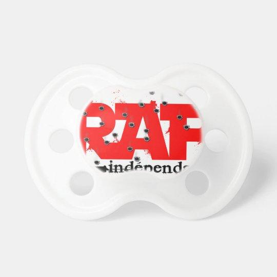rap gust pacifier