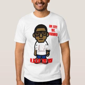 hustler delux tshirt