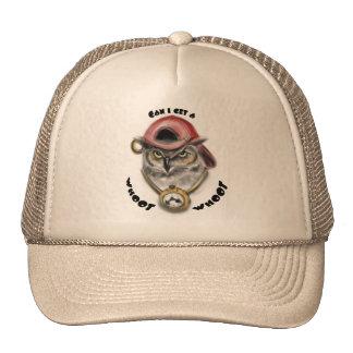 Rap Owl Trucker Hat