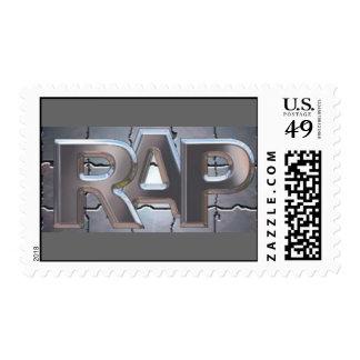 Rap Stamps