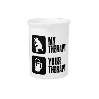 Rap  therapy designs pitchers