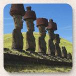 Rapa Nui artifacts, Easter Island Coasters