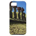 Rapa Nui artifacts, Easter Island iPhone 5 Case
