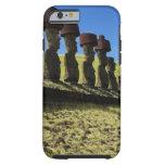Rapa Nui artifacts, Easter Island iPhone 6 Case