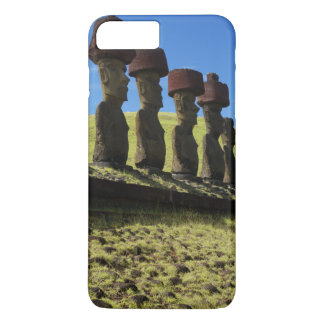 Rapa Nui artifacts, Easter Island iPhone 8 Plus/7 Plus Case