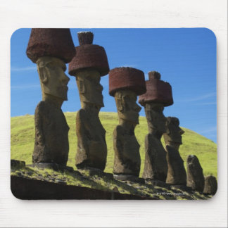 Rapa Nui artifacts Easter Island Mouse Pad