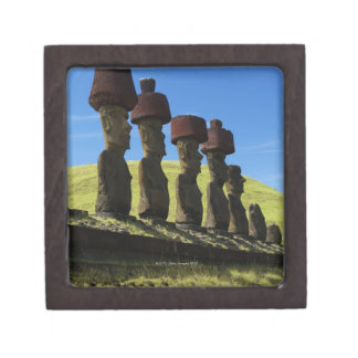 Rapa Nui artifacts, Easter Island Premium Trinket Boxes