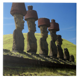 Rapa Nui artifacts, Easter Island Tile