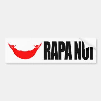 Rapa Nui Flag Bumper Sticker