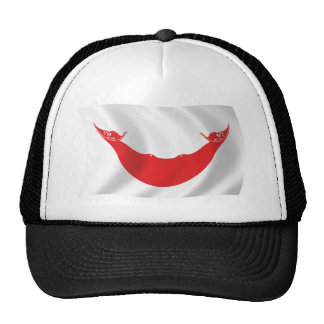 Rapa Nui Flag Hat