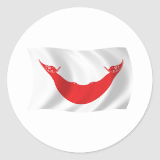 Rapa Nui Flag Sticker