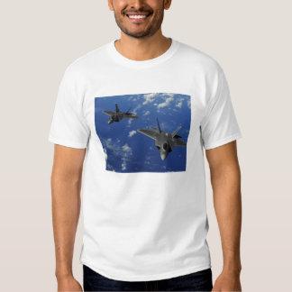 Rapaces de la fuerza aérea de los E.E.U.U.F-22 en Polera