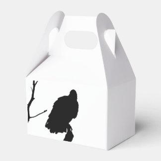Rapaces de la observación de pájaros del amor de caja para regalos de fiestas