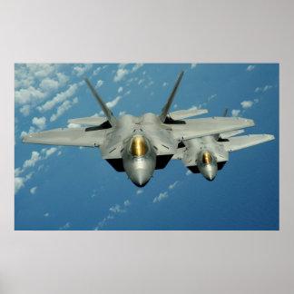 Rapaces F-22 Impresiones