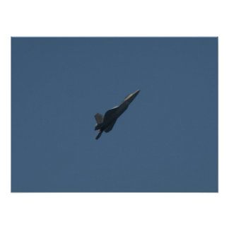 Rapaz F-22 de Langley A.F.B., VA. Póster