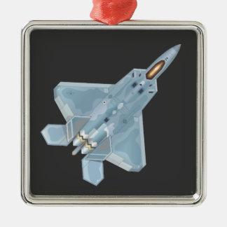 Rapaz F-22 Adornos De Navidad