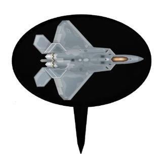 Rapaz F-22 Decoración Para Tarta
