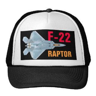 RAPAZ F-22 GORRAS
