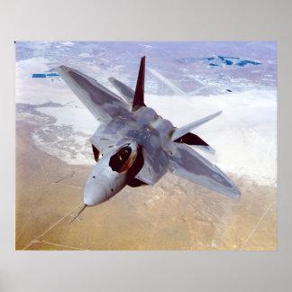 Rapaz F-22 Poster