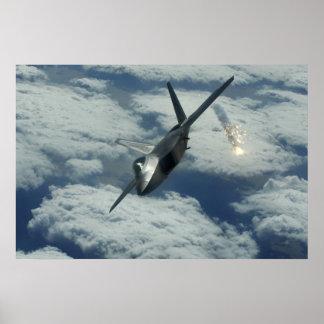 Rapaz F-22 Impresiones