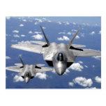 Rapaz F-22 Postal