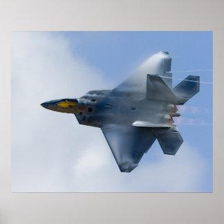 Rapaz F-22 Póster
