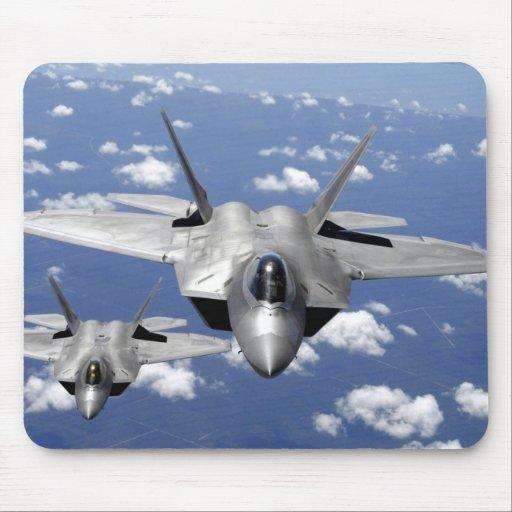 Rapaz F-22 Tapetes De Ratón