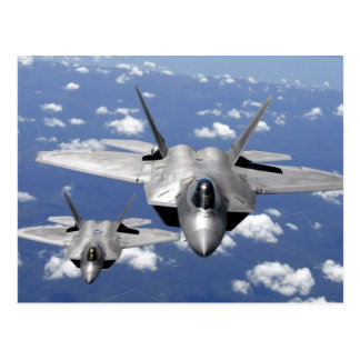 Rapaz F-22 Tarjetas Postales