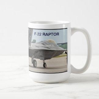RAPAZ F-22 TAZA CLÁSICA