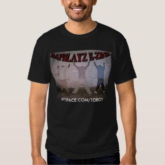 RAPBLAYZ E-ZINE T-Shirt