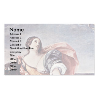 Rape Of Europe By Reni Guido Business Card Templates