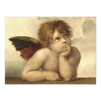 Raphael Angel 1 Card