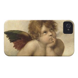 Raphael Angel 1 Case-Mate iPhone 4 Cases