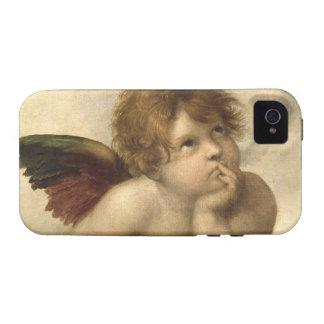 Raphael Angel 1 Vibe iPhone 4 Cover