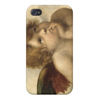 Raphael Angel 1 iPhone 4 Case